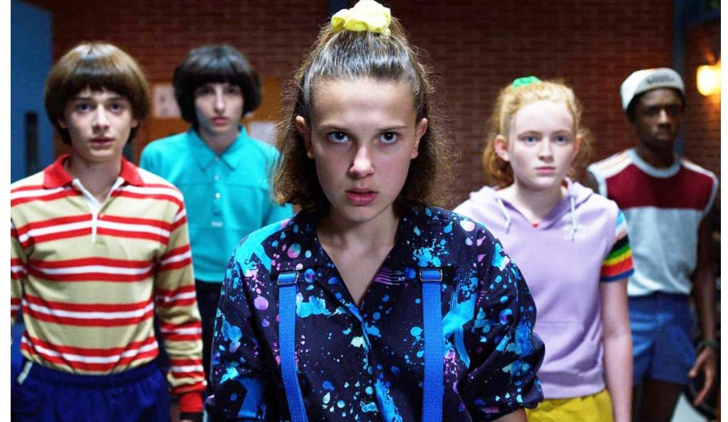 Eleven, Stranger Things 3
