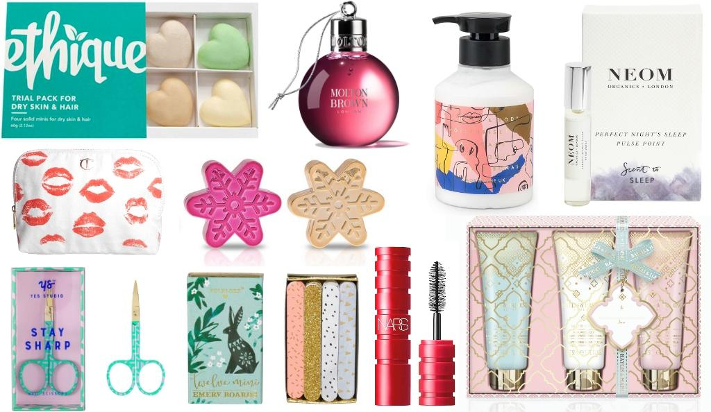 2019 Christmas Gifts.Christmas Gift Guide 2019 The Budget Beauty Edit Culture