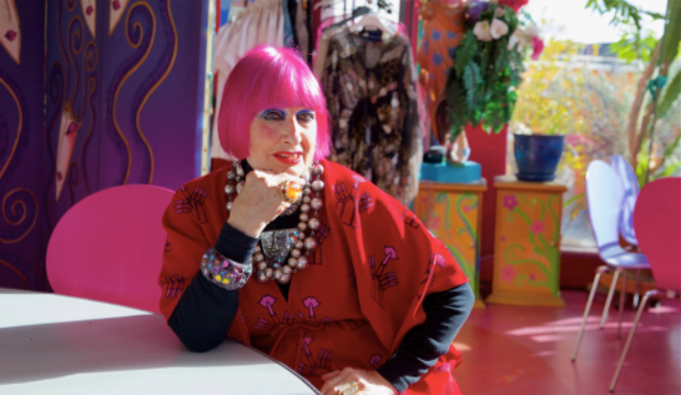 Zandra Rhodes: 50 Years of Fabulous - Curator Talk