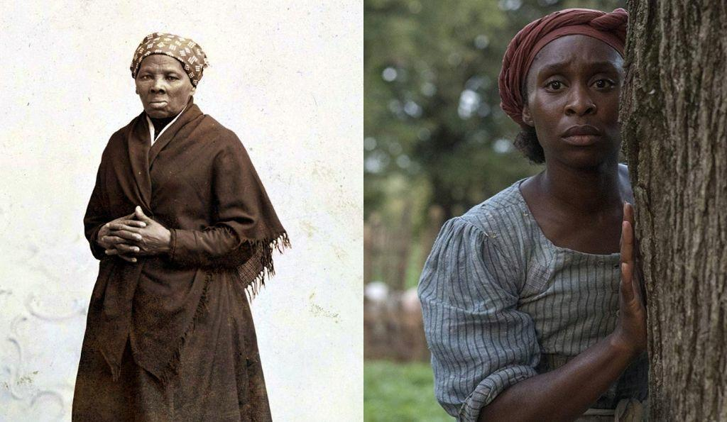 Activist and abolitionist Harriet Tubman: Harriet