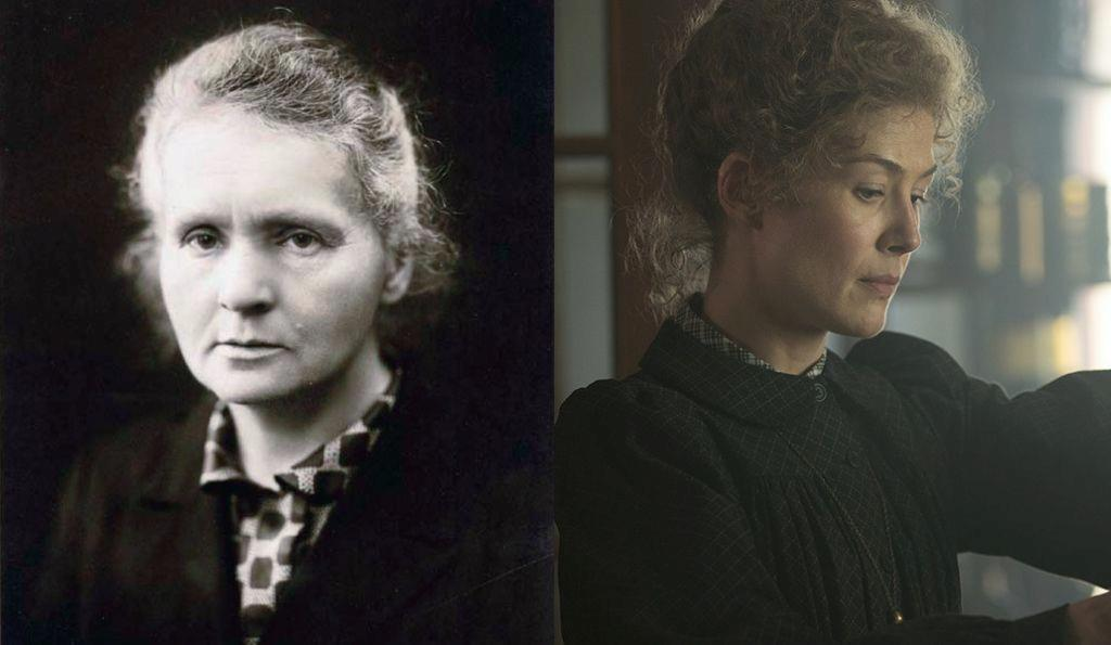 Scientist Marie Curie: Radioactive
