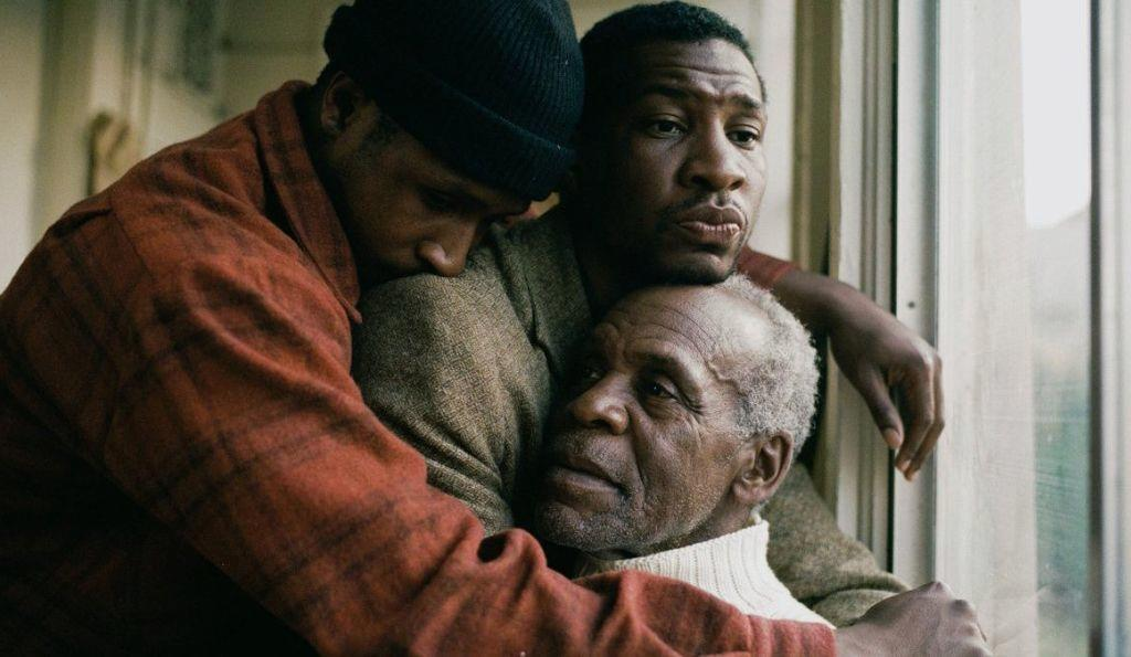 Jimmie Fails, Jonathan Majors and Danny Glover in The Last Black Man in San Francisco