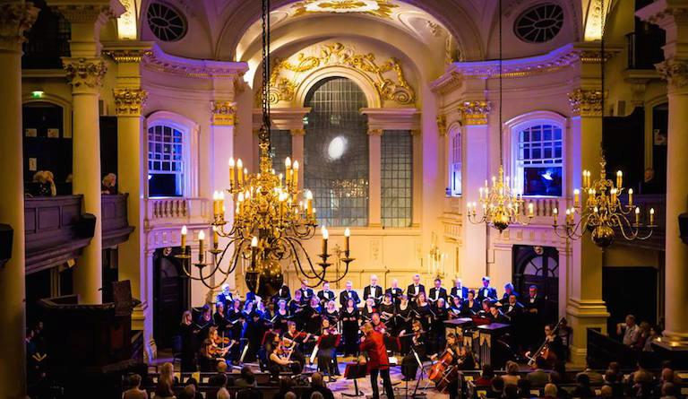 English Chamber Choir, St Martin-in-the-Fields