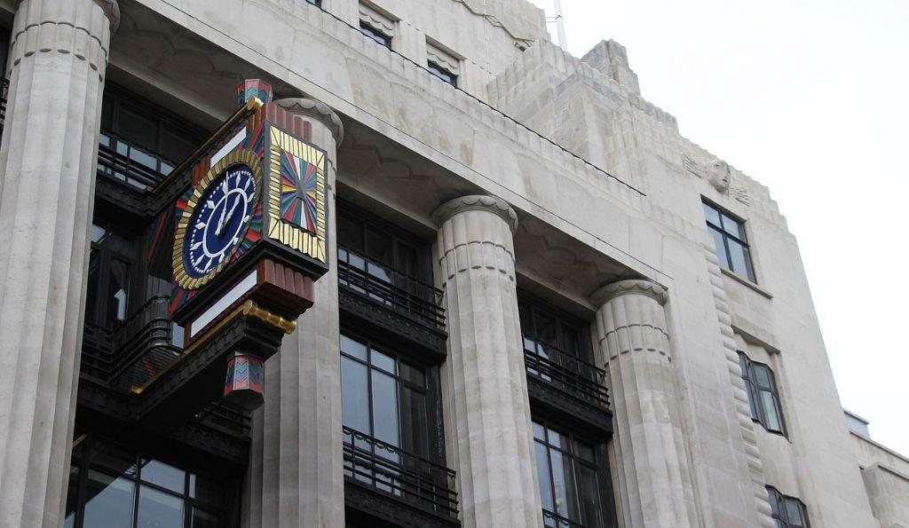 London's art deco architecture