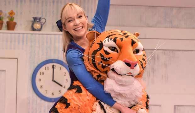 Look who's back! The Tiger Who Came to Tea lands at Theatre Royal Haymarket this December