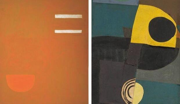 Four Giants of British Modernism, Beaux Arts