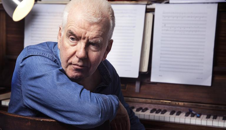 Gerald Barry has two operas at the Royal Opera House. Photo: Frances Marshall