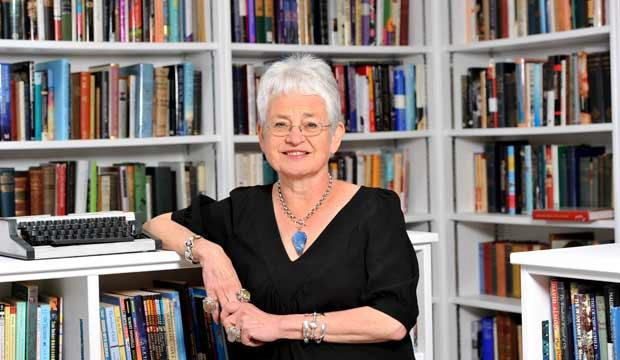 Embrace your literary side with Jacqueline Wilson at Ally Pally