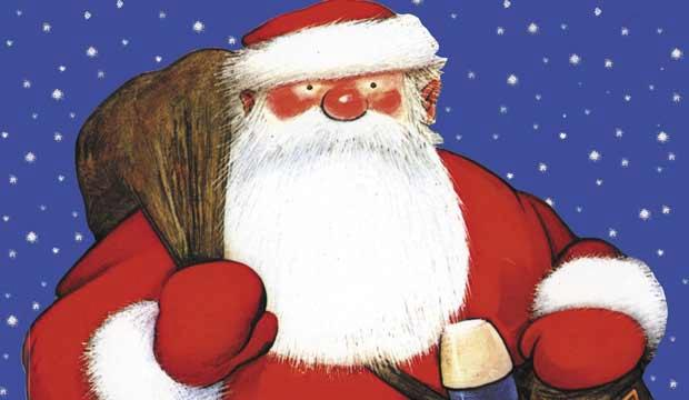 Raymond Briggs' Father Christmas, Lyric Hammersmith