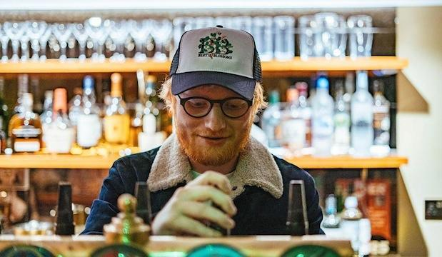 The pub owned by Ed Sheeran: Bertie Blossoms