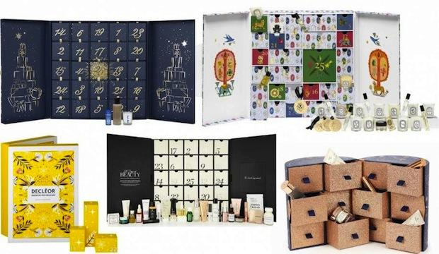 The most covetable beauty advent calendars