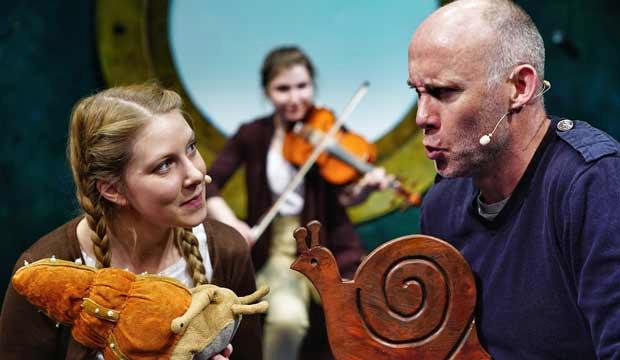 The Snail and the Whale, Apollo Theatre