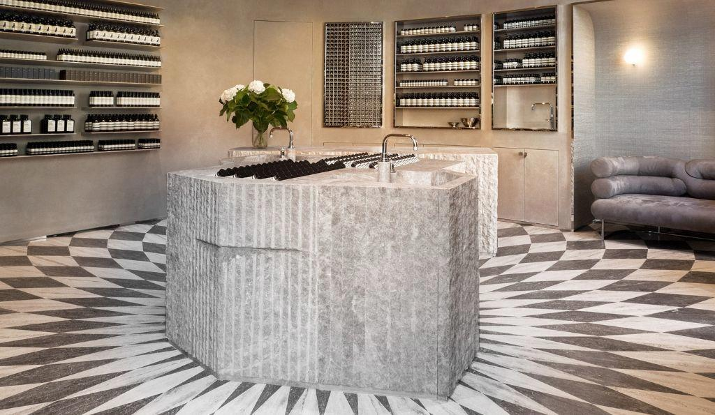 Aesop Flagship, Piccadilly Arcade