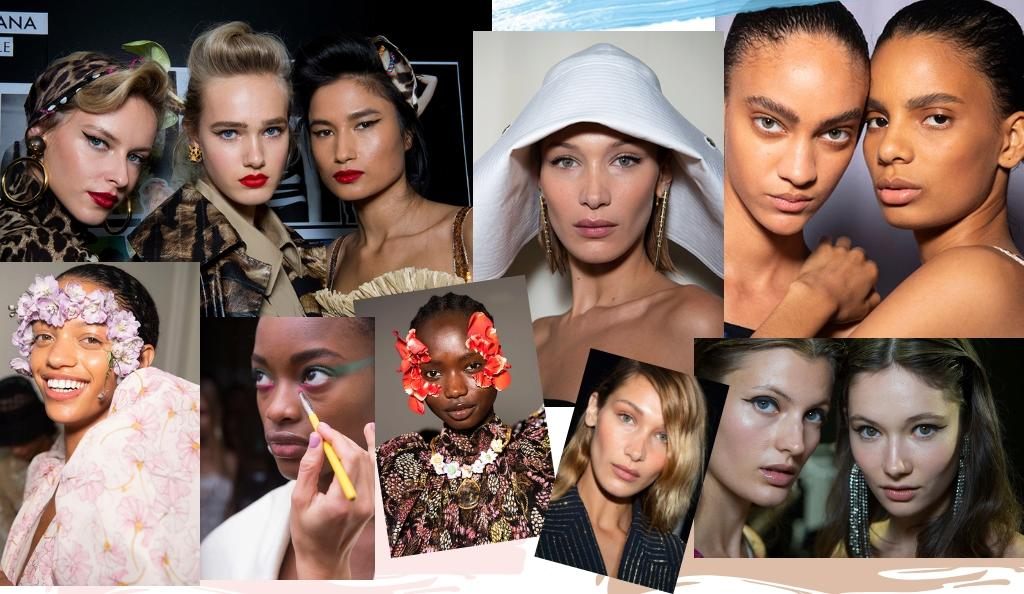 BIG BEAUTY TRENDS FOR SPRING SUMMER 2020