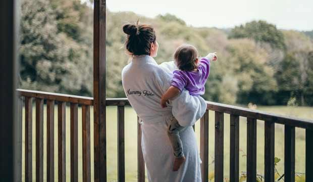 Mummy retreats might just be the best form of self care new mums can give themselves. Photo: The Mummy Tribe