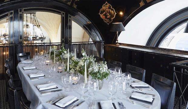 The ultimate people watching Private Dining Room: The Wolseley