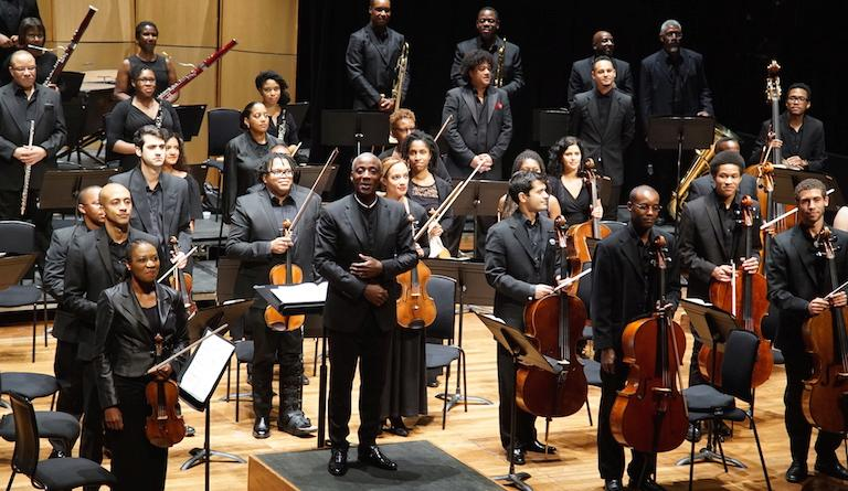 Chineke!, Royal Festival Hall