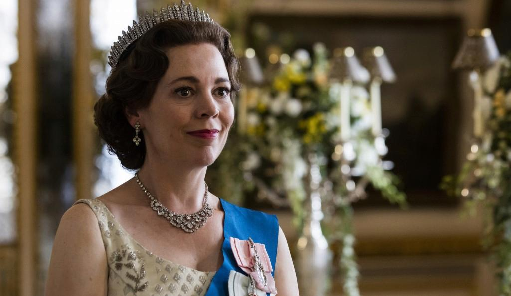 Olivia Colman in The Crown season 3, Netflix