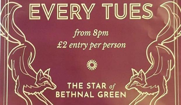 The _______ : The Star of Bethnal Green