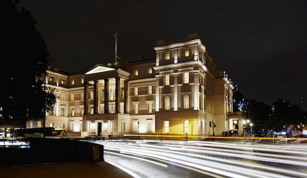 The Lanesborough's New Year's Eve house party