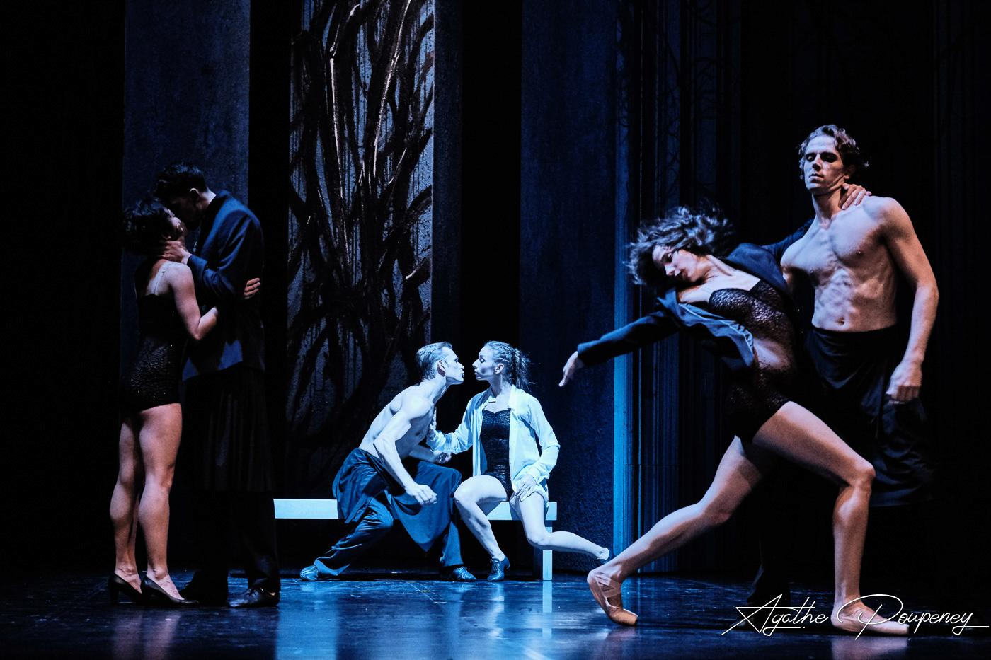 Le Ballet de l'Opera du Rhin, Les Beaux Dormants, photo Agathe Poupeney
