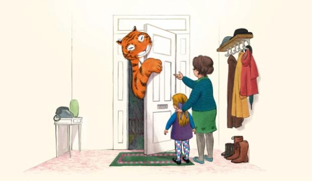 The Tiger Who Came for Tea, Channel 4