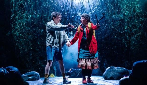 The Ocean at the End of the Lane, National Theatre review