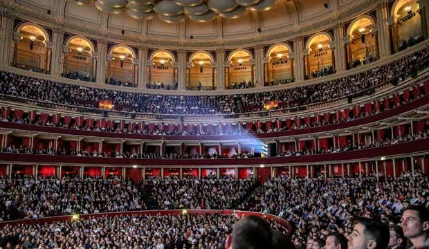 Sea Shambles, Royal Albert Hall