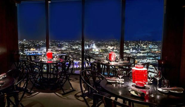 Hutong: Shard high Chinese fine dining