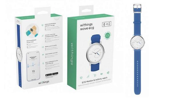 ​Withing Move ECG Watch £38