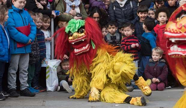 Celebrate Chinese New Year with the Museum Of London Docklands