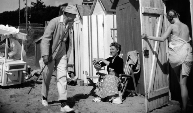 Jacques Tati's Les Vacances de M. Hulot is a comic masterpiece