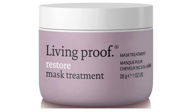 3 Living Proof Restore mask treatment