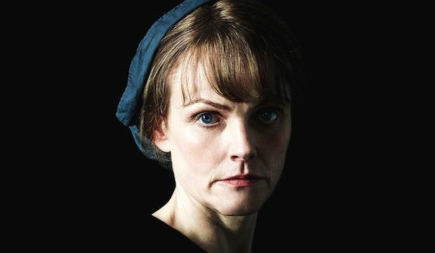 Maxine Peake and Ria Zmitrowicz on The Welkin, National Theatre