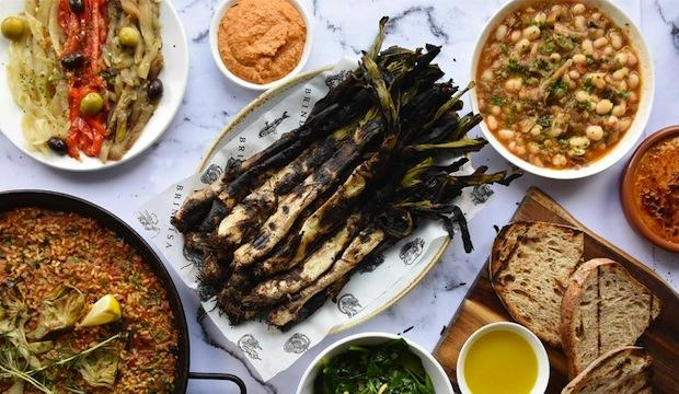 Calcotada Festival at Brindisa