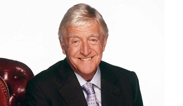An Evening with Sir Michael Parkinson, National Theatre
