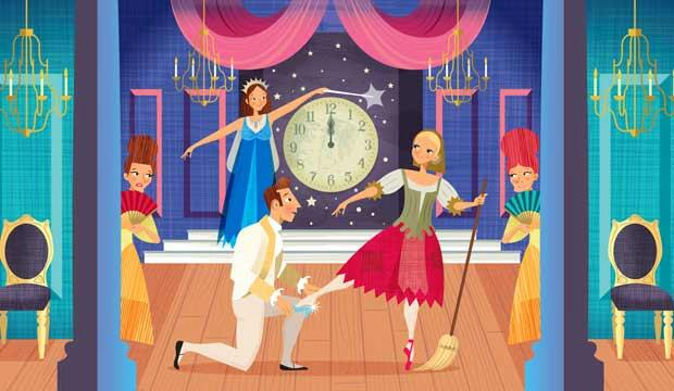 Dance at the ball with English National Ballet's kid-friendly Cinderella