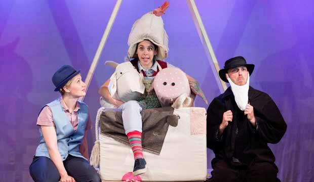 Tiddler and Other Terrific Tales at the Southbank Centre