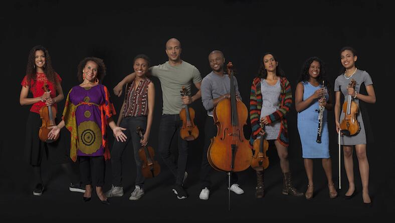 Chineke! Orchestra plays Beethoven
