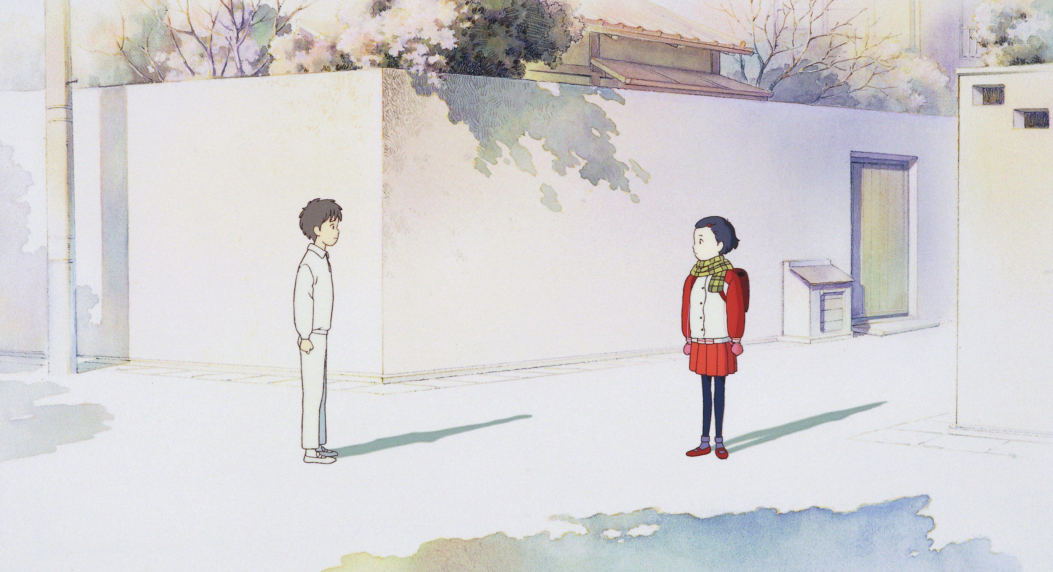 6- Only Yesterday (1991) Isao Takahata