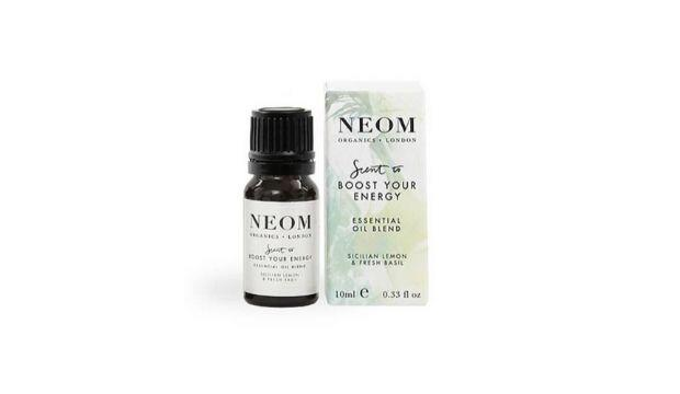 Neom Scent to Boost Your Energy Essential Oil, £20