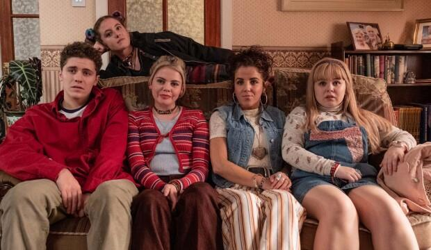 Derry Girls, All4 / Netflix