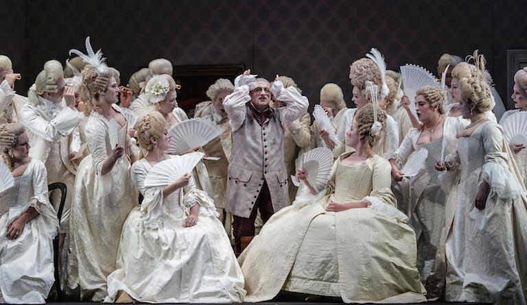 Glyndebourne Festival Opera's production of Donizetti's Don Pasquale is on Marquee TV