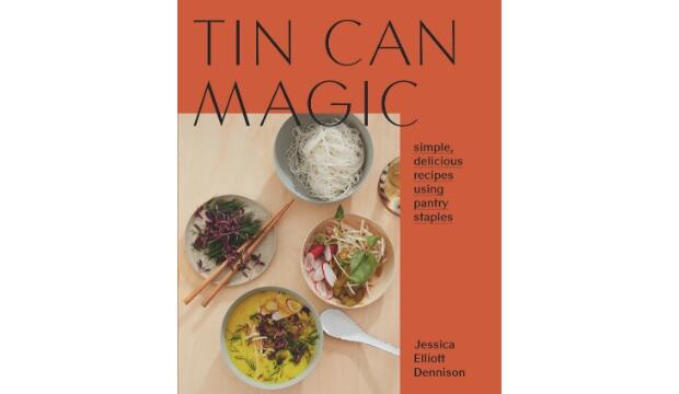 Tin Can Magic by Jessie Elliott Dennison