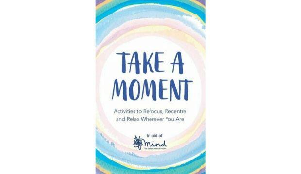 Take a Moment, Mind mental health charity