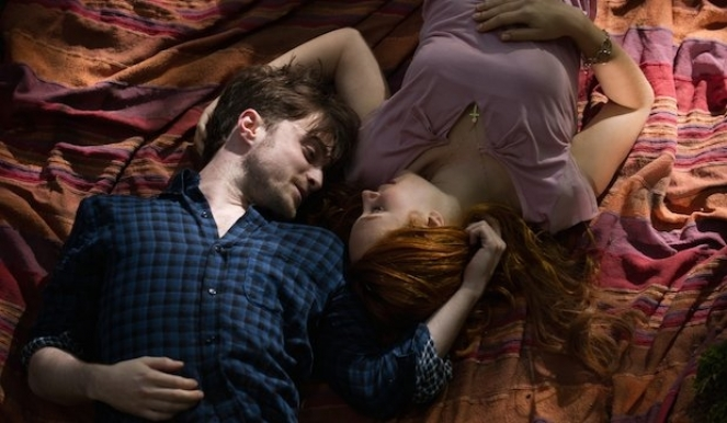 Daniel Radcliffe and Juno Temple star in horror-romance Horns