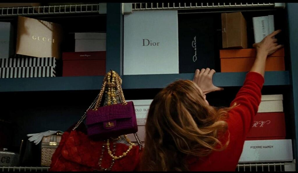 Carrie Bradshaw: Wardrobe (organisation) icon