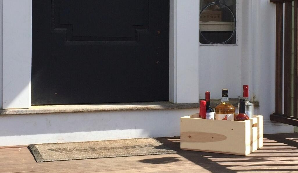 The best alcohol delivery services in London