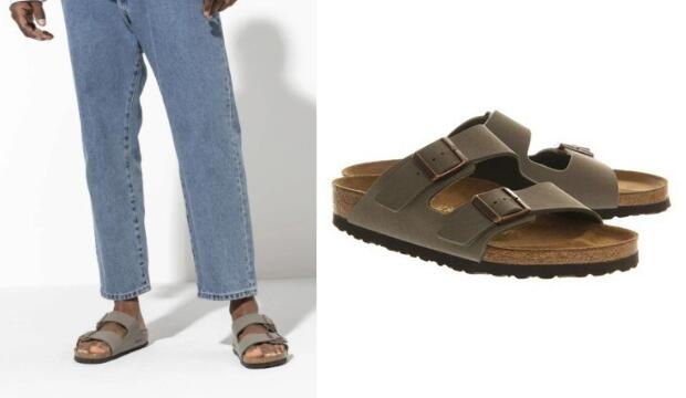 The sturdy sandals