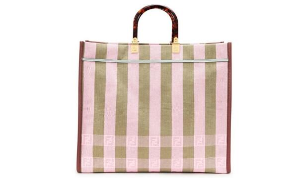 Fendi Sunshine stripes shopping bag, £1,515